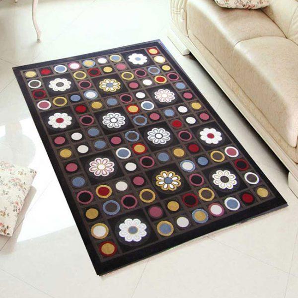 فرش فانتزی شنل کد 1004 ( فرش هدیه )