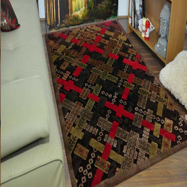 فرش فانتزی شنل کد 103 ( فرش هدیه )