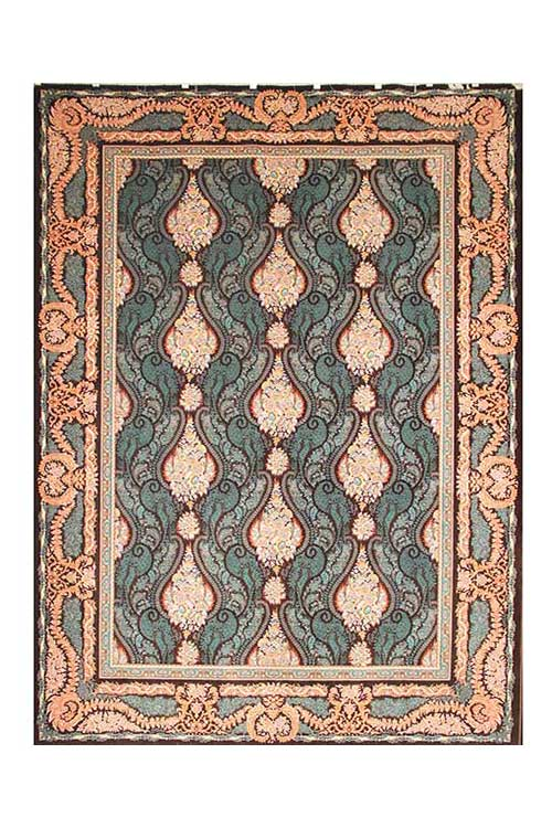 فرش 1000 شانه دیبا طرح ونیز