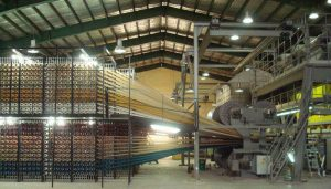 مراحل تولید فرش ماشینی