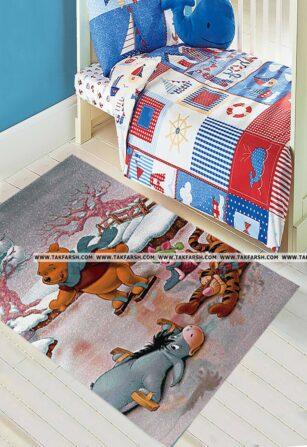 فرش فانتزی اتاق کودک کد 94