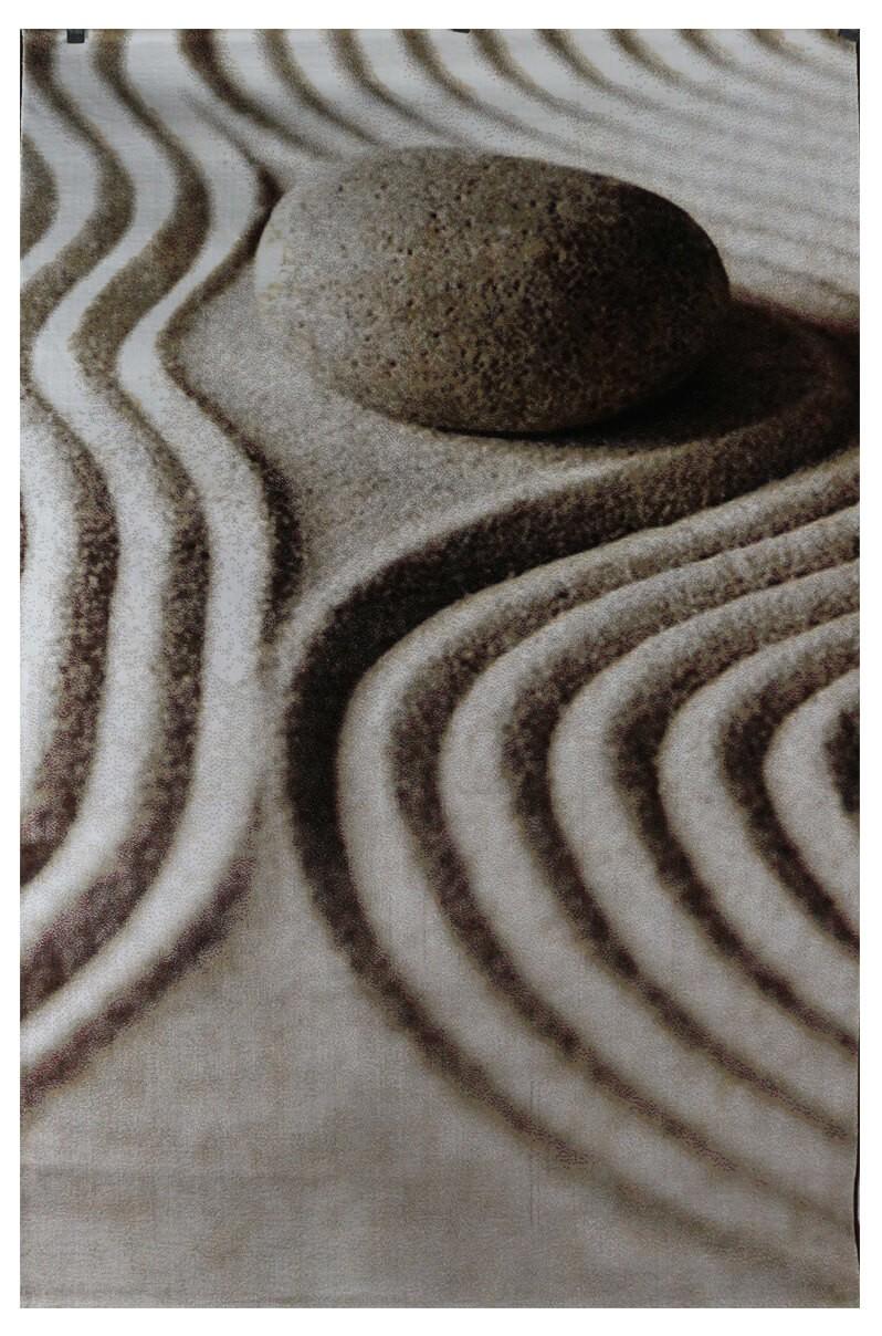 فرش فانتزی فریز ( 3 بعدی ) کد 259 , 4 متری