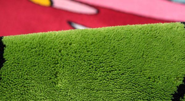 فرش فانتزی اتاق کودک طرح ماشین ها