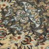 فرش 1200 شانه پنجاه رنگ مشهد اردهال کد 53 کرم