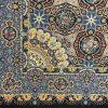 فرش 1200 شانه پنجاه رنگ مشهد اردهال کد 82 مشکی