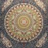 فرش 1200 شانه پنجاه رنگ مشهد اردهال کد 87 مشکی