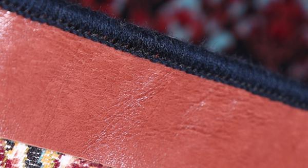 فرش 700 شانه محتشم طرح 9015 زمینه سرمه ای