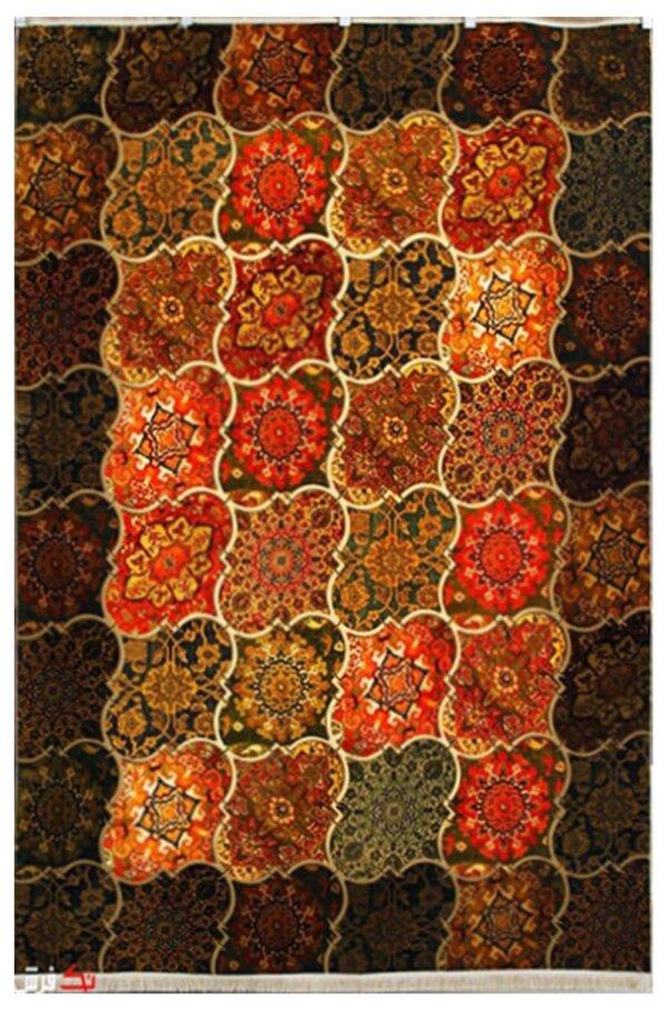 فرش کلاریس کلکسیون کهنه نما ( وینتیج ) کد 10023