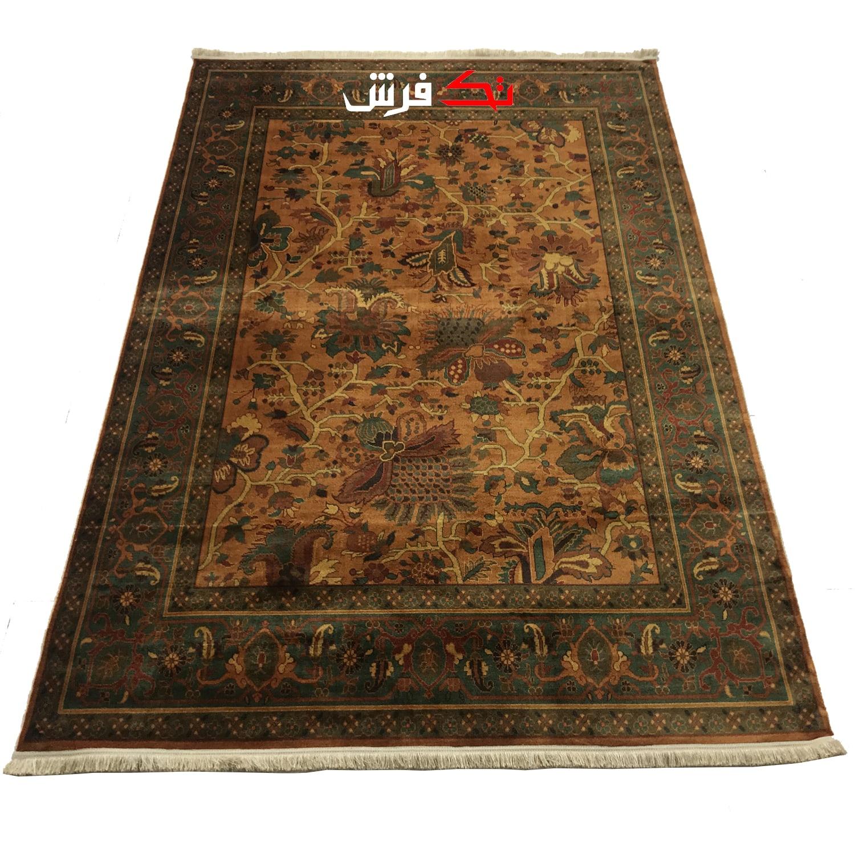 فرش ماشینی طرح دستباف نقشه بلوچ کد 0006