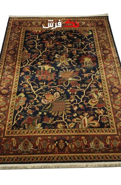فرش ماشینی طرح دستباف نقشه بلوچ کد 0003