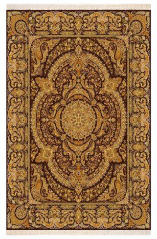 فرش ماشینی کلاریس کلکسیون کلاسیک طرح 100182
