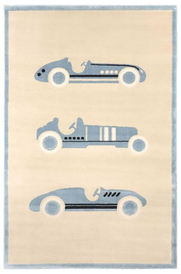 فرش ماشینی اتاق کودک طرح ماشین کد 0013