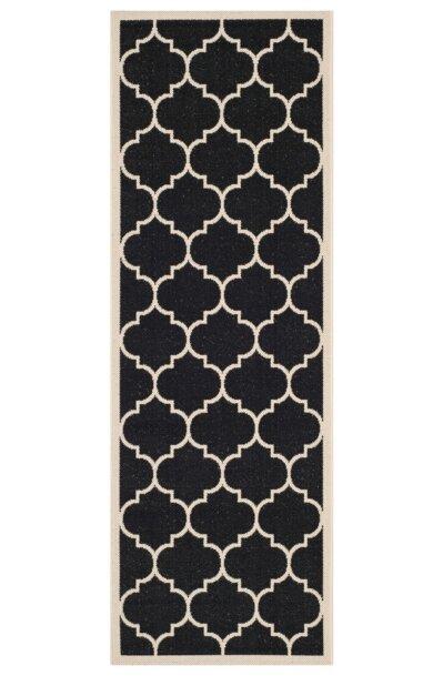 فرش ماشینی کناره مشکی کلکسیون فانتزی طرح QB2056 ( سایز دلخواه )