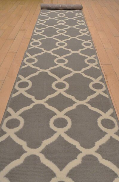 فرش ماشینی کناره کلکسیون فانتزی طرح QB2051 ( سایز دلخواه )