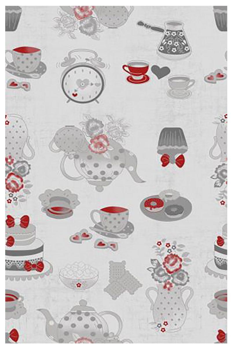 فرش ماشینی کلکسیون مدرن طرح آشپزخانه کد K 0003