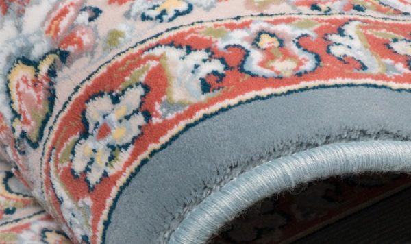 فرش ماشینی طرح کیهان اطلسی 1000 شانه تراکم 3000 برجسته