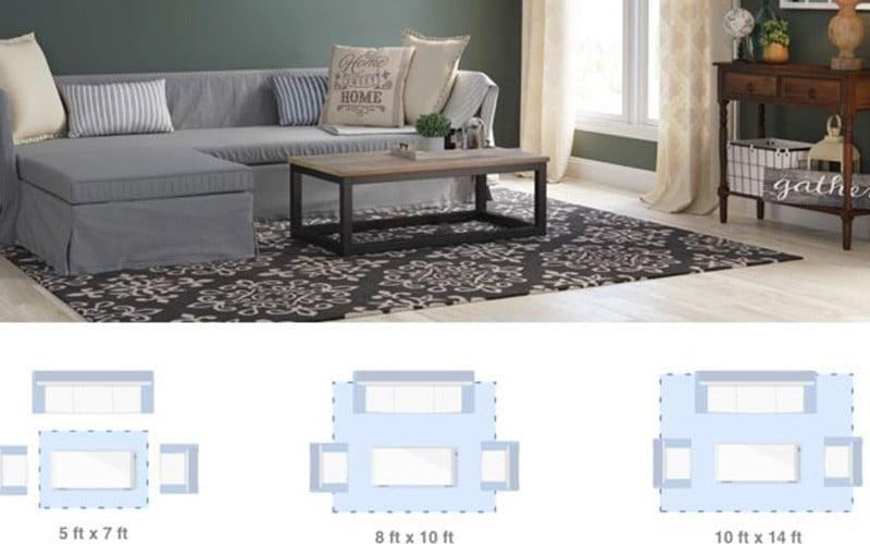 انتخاب بهترین فرش و قالیچه برای فضای منزلتان