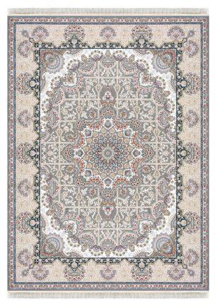 فرش طرح 1302 سیلور ( نقره ای )