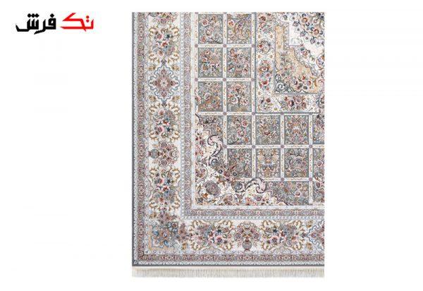 فرش طرح 1310 سیلور ( نقره ای )