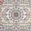 فرش طرح 1310 سفید