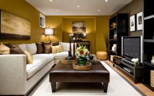 50 ایده ی برای داشتن یک اتاق پذیرایی مدرن