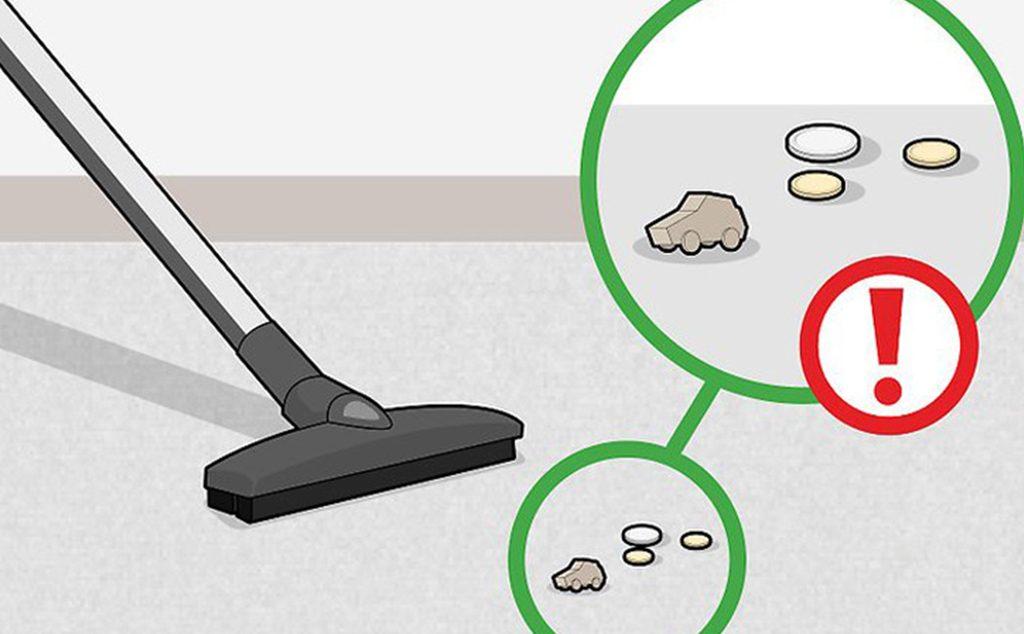 چگونه فرش را تمیز کنیم؟