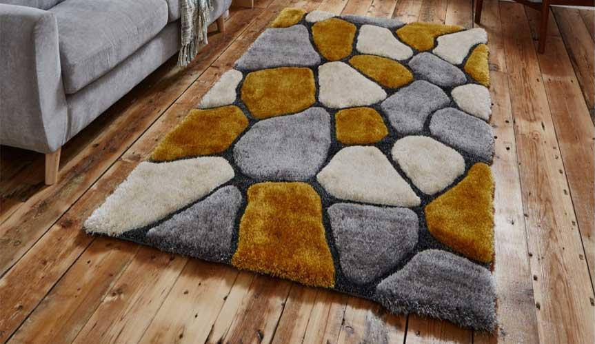 نکاتی درباره فرش های فانتزی شگی