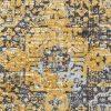 فرش ماشینی کلکسیون کهنه نما ( وینتیج ) کد Q00018