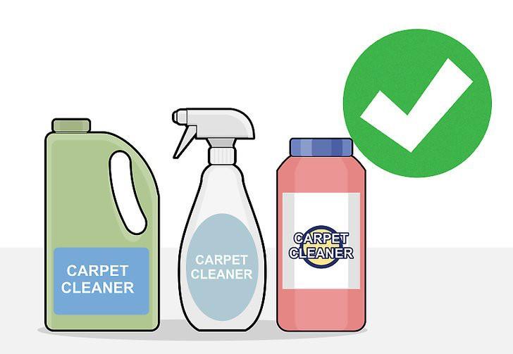 نظافت فرش دست بافت در منزل