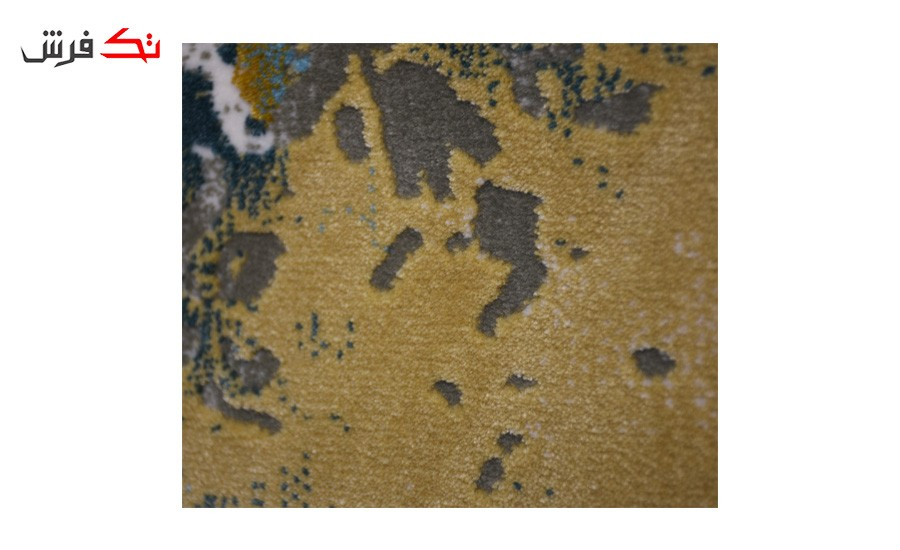 فرش ماشینی کلکسیون کهنه نما ( وینتیج ) کد 11-046-77 برجسته