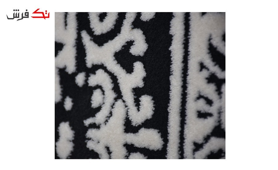 فرش ماشینی کلکسیون کهنه نما ( وینتیج ) کد 31-154برجسته