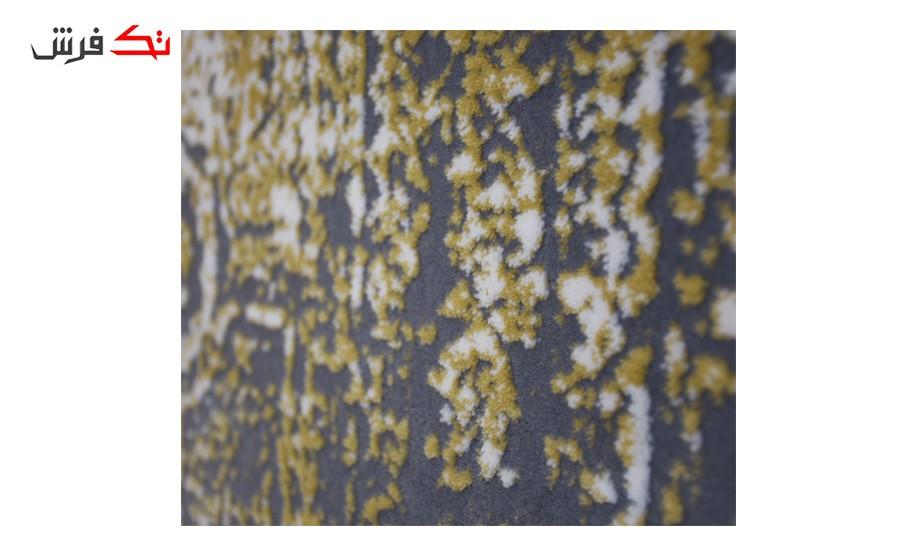 فرش ماشینی کلکسیون کهنه نما ( وینتیج ) کد 21-138 برجسته