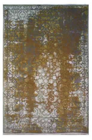 فرش ماشینی کلکسیون کهنه نما ( وینتیج ) کد 12-048-33 برجسته