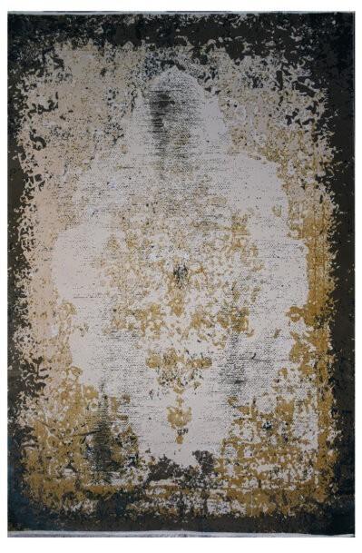 فرش ماشینی کلکسیون کهنه نما ( وینتیج ) کد 11-043-77 برجسته
