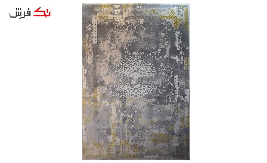 فرش ماشینی کلکسیون کهنه نما ( وینتیج ) کد 12-033-77 برجسته