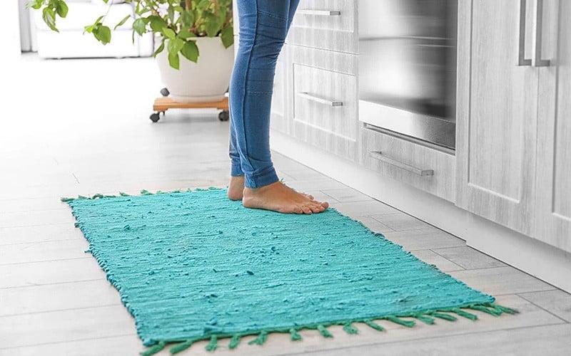 مدل فرش آشپزخانه جدید ارزان مناسب عروس