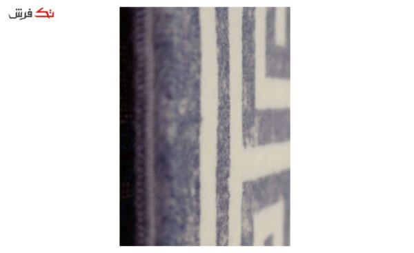 فرش فانتزی کلکسیون ورساچه رنگ طوسی , سفید ( اندازه : 2*1.5 )