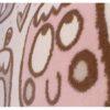 فرش ماشینی اتاق کودک طرح ایموجی کد 313