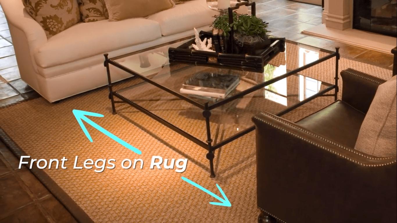 انتخاب بهترین فرش برای پذیرایی منزل