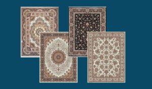 پرفروش ترین طرح های فرش ماشینی