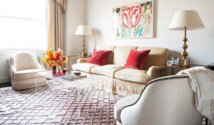 انواع طرح فرش برای فضاهای منزل