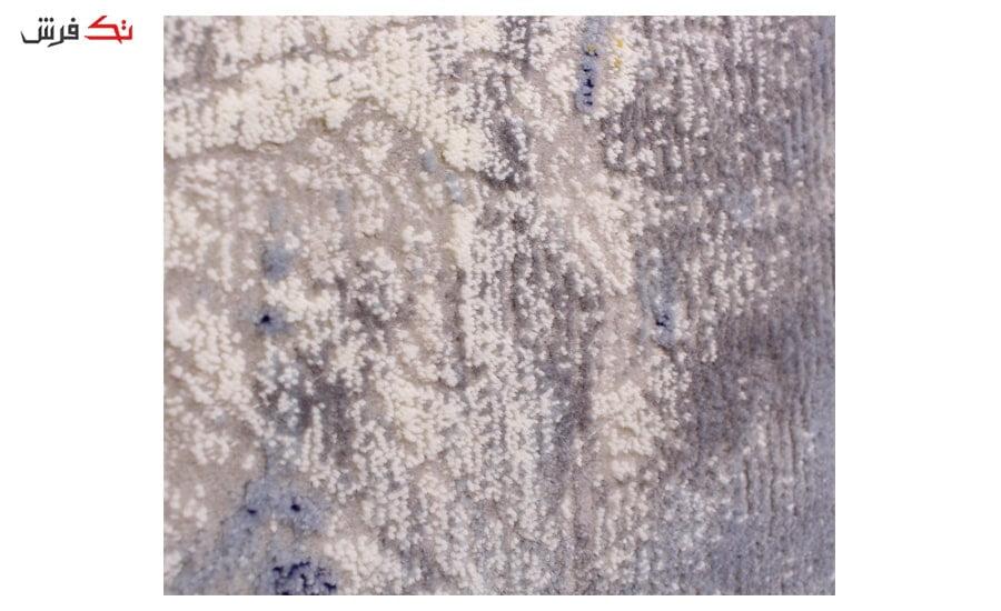فرش ماشینی کلکسیون کهنه نما ( وینتیج ) کد 420 برجسته