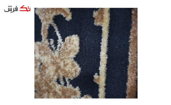 فرش ماشینی کلکسیون کهنه نما ( وینتیج ) کد 32-168 برجسته