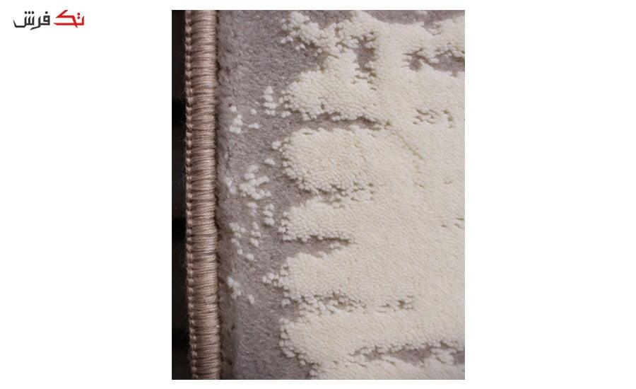 فرش ماشینی کلکسیون کهنه نما ( وینتیج ) کد 403 برجسته