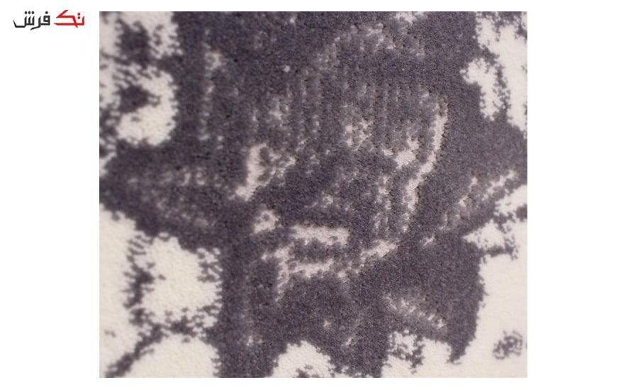 فرش ماشینی کلکسیون کهنه نما ( وینتیج ) کد 424 برجسته