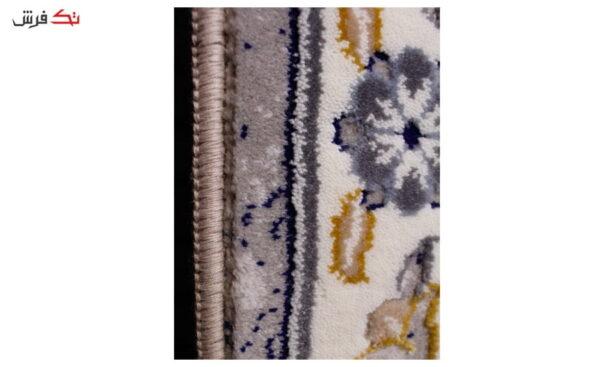 فرش ماشینی کلکسیون کهنه نما ( وینتیج ) کد 417 برجسته