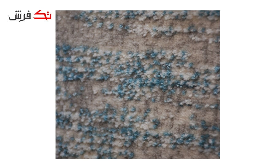 فرش ماشینی کلکسیون کهنه نما ( وینتیج ) کد 21-103 برجسته