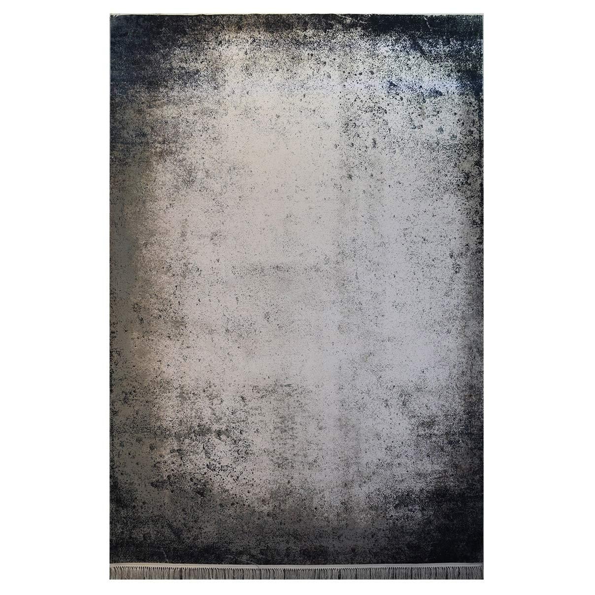 فرش ماشینی کلکسیون کهنه نما ( وینتیج ) کد 13-808 برجسته