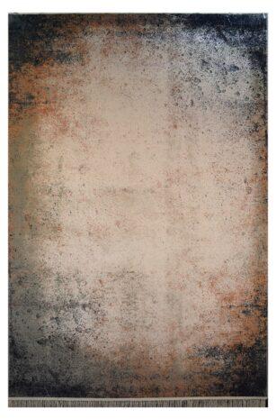 فرش ماشینی کلکسیون کهنه نما ( وینتیج ) کد 14-808 برجسته