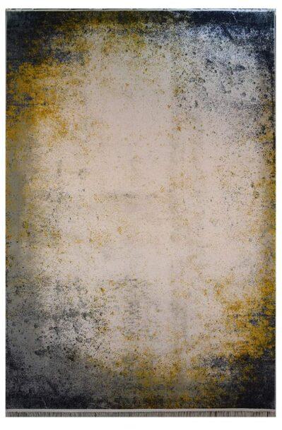 فرش ماشینی کلکسیون کهنه نما ( وینتیج ) کد 12-808 برجسته